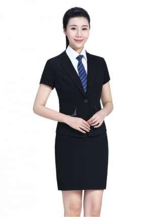 定做女士职业装在职场着装要求有哪些?